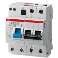 Автомат дифференцального тока 4мод. DS202 AC-B10/0,03