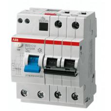 Автомат дифференцального тока 4мод. DS202 AC-C25/0,03
