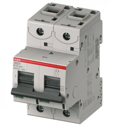 Автоматический выключатель 2-полюсный S802S-UCB50 2CCS862001R1505
