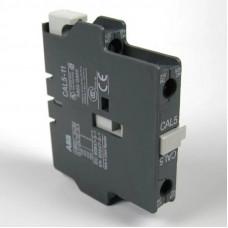Блок контактный дополнительный CAL5X-11 (1НО+1НЗ) боковой для контакторов AX09…AX80