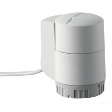 Электротермический привод  AC 230 V, NC, 2P, 1 m