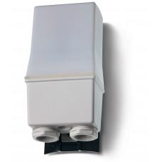 Фотореле корпусное для монтажа на улице; 2NO 16A (L+N); питание 230В АC; настройка чувствительности 10…25люкс;