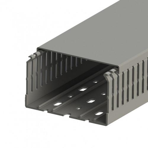 KKC 8080; Перфорированный короб , 80x80 (ШхВ)  (20м/упак) 551020