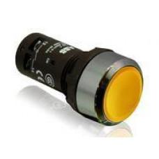 Кнопка CP1-30B-10 черная без фиксации 1HO