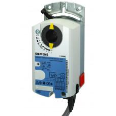 Компактный контролер объема воздуха для систем VAV, 5 Nm