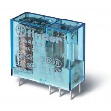Миниатюрное универсальное электромеханическое реле;  2CO 8A;  катушка 110В DC;(50шт/упак)