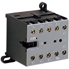 Миниконтактор B6-30-01 9A (400В AC3) катушка 230В АС
