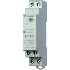 Модульные фото-реле Finder Ширина 17.5мм, 1 NO 16A питание 230В АC;