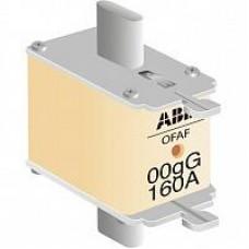 Предохранитель OFAF000H50 50A тип gG размер000, до 500В