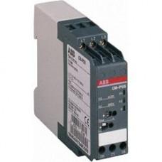 Реле контроля нагрузки двигателя (cosФ) CM-LWN 0.05-5А, питание 220-240В АС, 2ПК