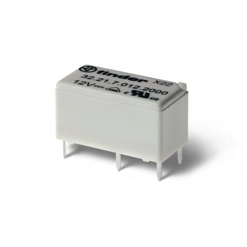 Субминиатюрное электромеханическое реле;  1NO 6A;  катушка 5В DC (чувствит.); 322170052300