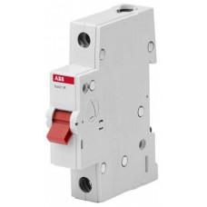 Выключатель нагрузки 1P, 63A, BMD51163